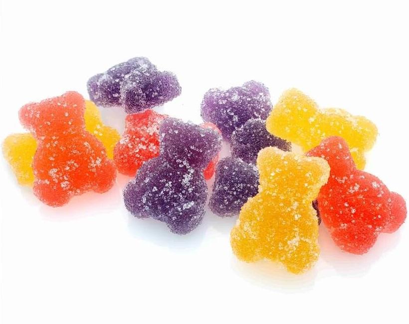 à quoi ça ressemble des bonbons au cbd
